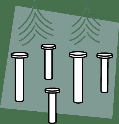 Porapaalutus ja vaakaporaus Varsinais-Suomessa Saariston Kaivonporaus